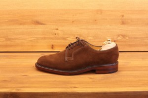 Perth Brown Suede